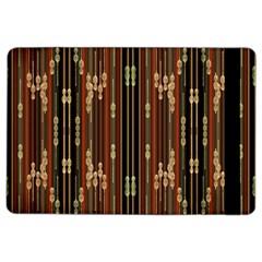 Floral Strings Pattern  iPad Air 2 Flip