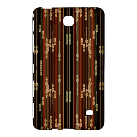 Floral Strings Pattern  Samsung Galaxy Tab 4 (7 ) Hardshell Case