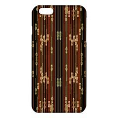 Floral Strings Pattern  iPhone 6 Plus/6S Plus TPU Case