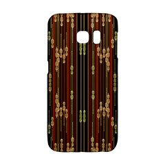 Floral Strings Pattern  Galaxy S6 Edge