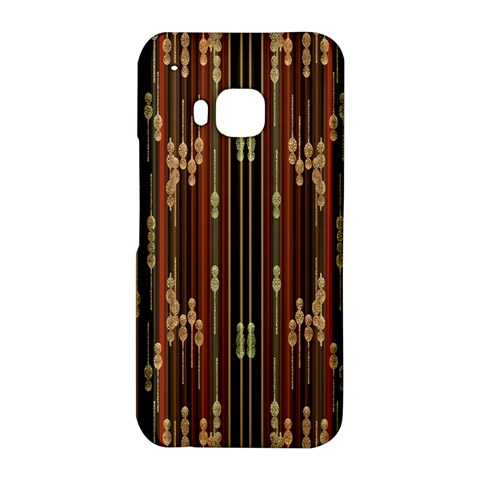 Floral Strings Pattern  HTC One M9 Hardshell Case