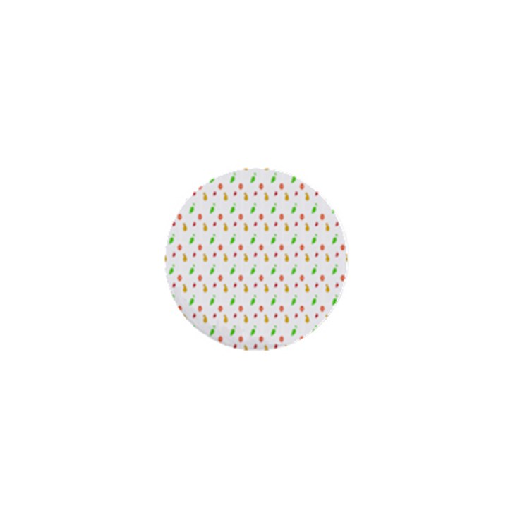 Fruit Pattern Vector Background 1  Mini Buttons