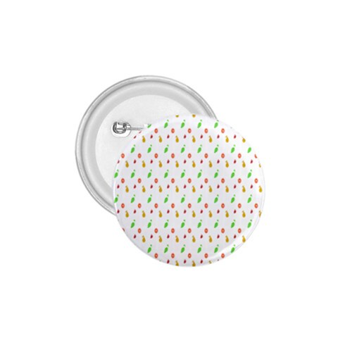 Fruit Pattern Vector Background 1.75  Buttons