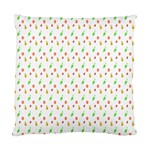 Fruit Pattern Vector Background Standard Cushion Case (Two Sides) Back