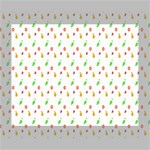Fruit Pattern Vector Background Canvas 10  x 8  10  x 8  x 0.875  Stretched Canvas