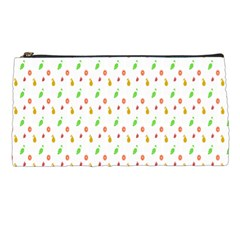 Fruit Pattern Vector Background Pencil Cases