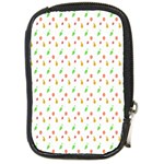 Fruit Pattern Vector Background Compact Camera Cases Front