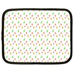 Fruit Pattern Vector Background Netbook Case (XL)  Front