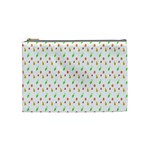 Fruit Pattern Vector Background Cosmetic Bag (Medium)  Front