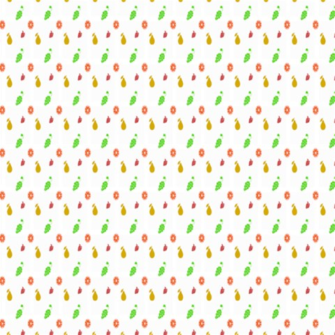 Fruit Pattern Vector Background Magic Photo Cubes