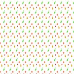 Fruit Pattern Vector Background Magic Photo Cubes Side 4