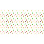 Fruit Pattern Vector Background Magic Photo Cubes Long Side 3