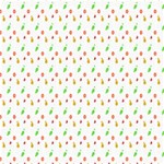 Fruit Pattern Vector Background Storage Stool 12   Right