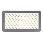 Fruit Pattern Vector Background Memory Card Reader (Mini) Front