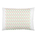 Fruit Pattern Vector Background Pillow Case (Two Sides) Front