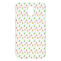Fruit Pattern Vector Background Samsung Galaxy S II Skyrocket Hardshell Case