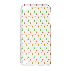 Fruit Pattern Vector Background Apple iPod Touch 5 Hardshell Case