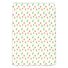Fruit Pattern Vector Background Flap Covers (L)