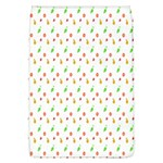 Fruit Pattern Vector Background Flap Covers (L)  Front