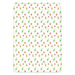 Fruit Pattern Vector Background Flap Covers (S)  Front