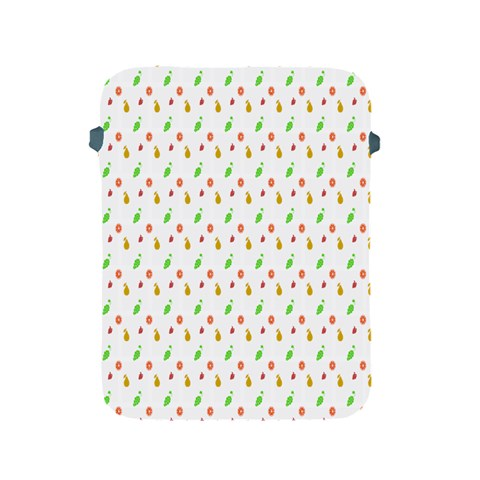 Fruit Pattern Vector Background Apple iPad 2/3/4 Protective Soft Cases