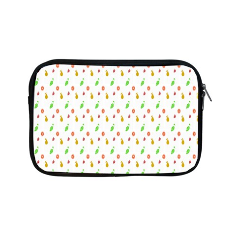 Fruit Pattern Vector Background Apple iPad Mini Zipper Cases