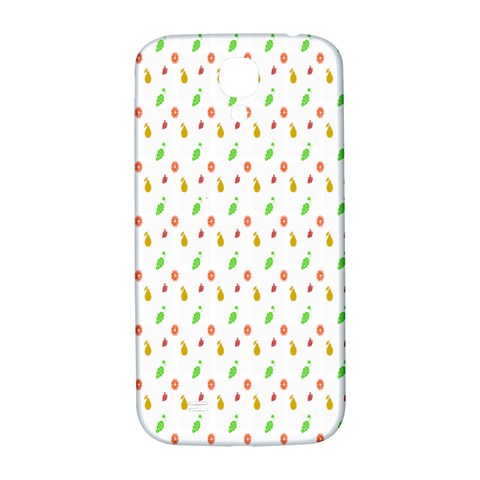 Fruit Pattern Vector Background Samsung Galaxy S4 I9500/I9505  Hardshell Back Case