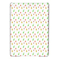 Fruit Pattern Vector Background iPad Air Hardshell Cases