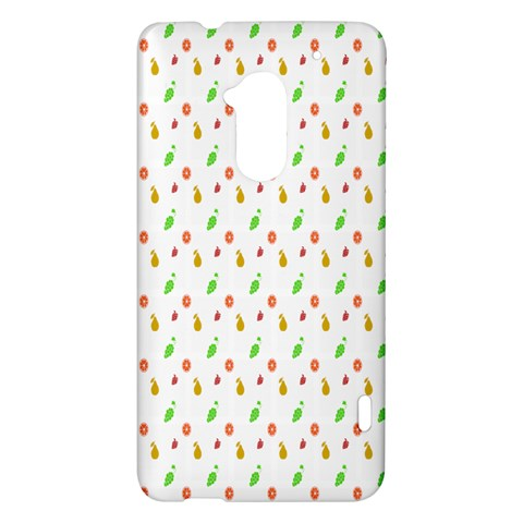 Fruit Pattern Vector Background HTC One Max (T6) Hardshell Case