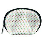 Fruit Pattern Vector Background Accessory Pouches (Medium)  Front
