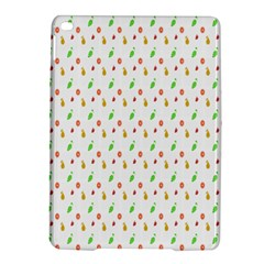Fruit Pattern Vector Background iPad Air 2 Hardshell Cases