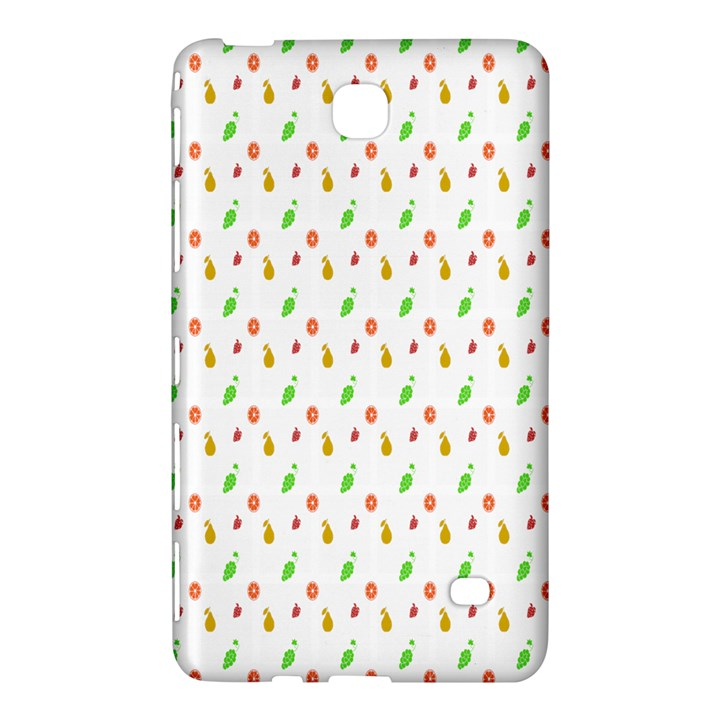 Fruit Pattern Vector Background Samsung Galaxy Tab 4 (7 ) Hardshell Case