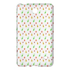 Fruit Pattern Vector Background Samsung Galaxy Tab 4 (8 ) Hardshell Case