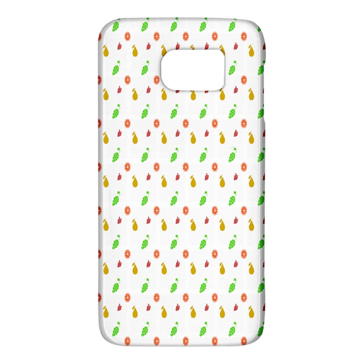 Fruit Pattern Vector Background Galaxy S6