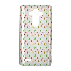 Fruit Pattern Vector Background LG G4 Hardshell Case