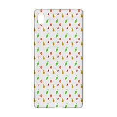 Fruit Pattern Vector Background Sony Xperia Z3+