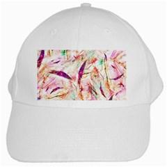 Grass Blades White Cap