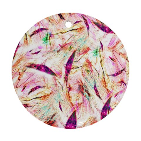 Grass Blades Ornament (Round)