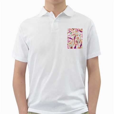 Grass Blades Golf Shirts