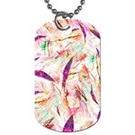 Grass Blades Dog Tag (Two Sides) Front