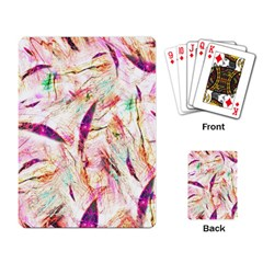 Grass Blades Playing Card