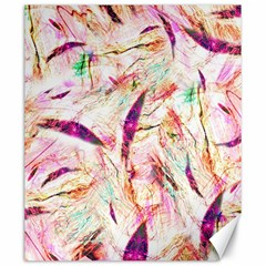 Grass Blades Canvas 20  x 24