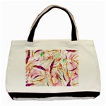 Grass Blades Basic Tote Bag (Two Sides) Front