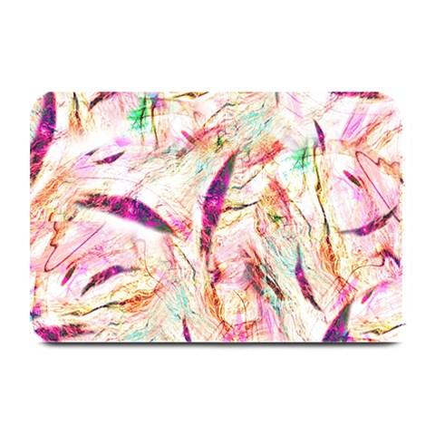 Grass Blades Plate Mats