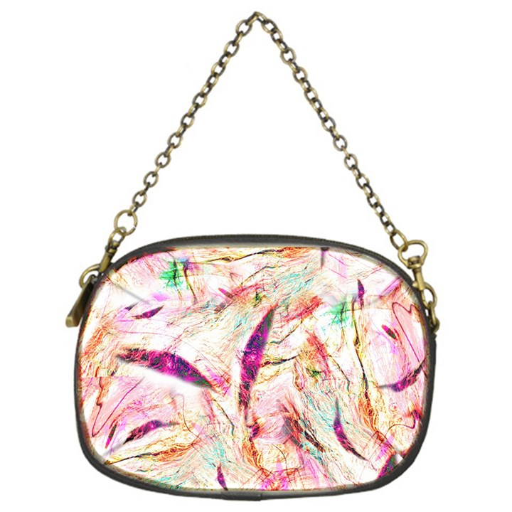 Grass Blades Chain Purses (One Side)