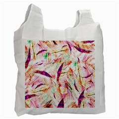 Grass Blades Recycle Bag (Two Side)