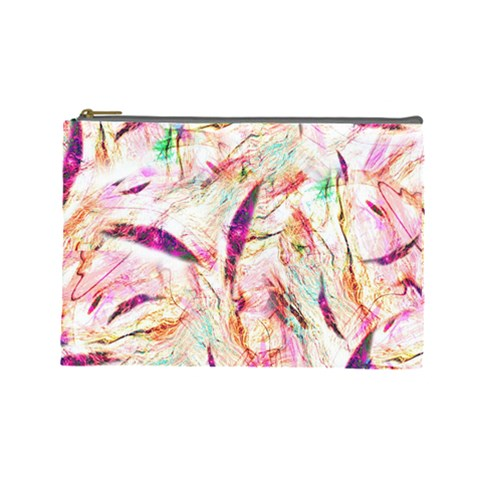 Grass Blades Cosmetic Bag (Large)