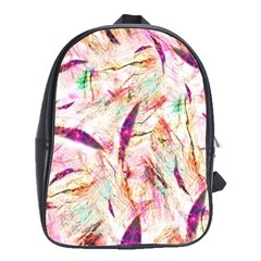 Grass Blades School Bags(Large)