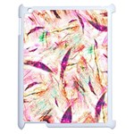 Grass Blades Apple iPad 2 Case (White) Front