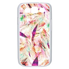 Grass Blades Samsung Galaxy S III Case (White)